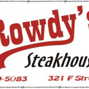 rowdys, Fairbury, Nebraska