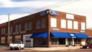 CO-Ford, Fairbury, Nebraska