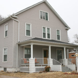 Grayhouse Inn, Fairbury, Nebraska