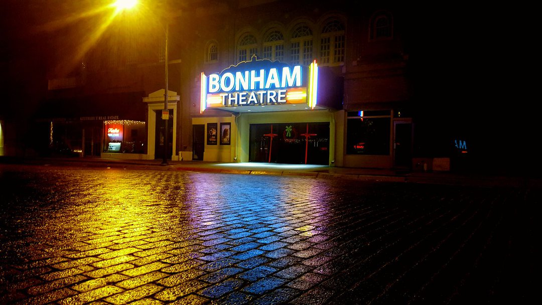 Bonham Theatre, Fairbury, Nebraska
