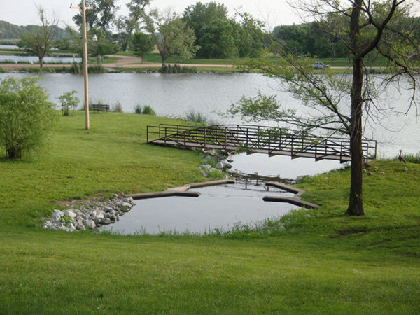 Crystal Springs Lodging in Fairbury