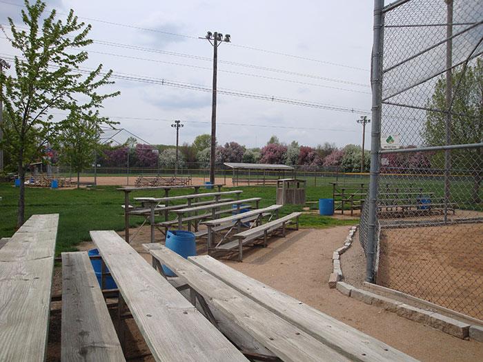 Fairbury softball complex