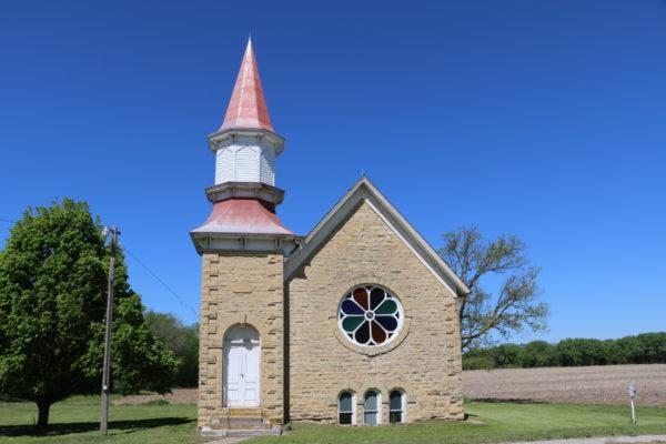 Steele City Church, Nebraska