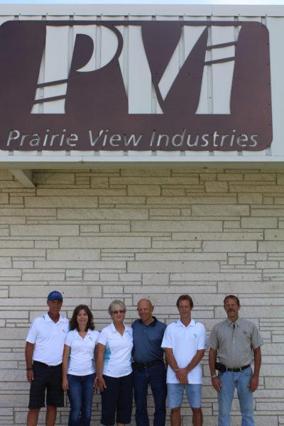 Prairie View Industries, Fairbury, Nebraska