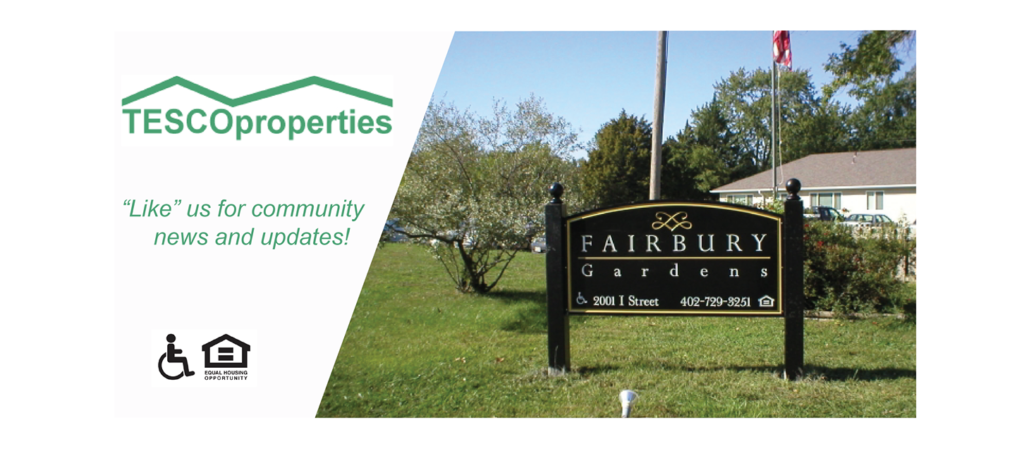Fairbury Gardens, Fairbury, Nebraska